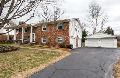 Chattanooga Single Family Home Contingent: 3508 Valley Tr