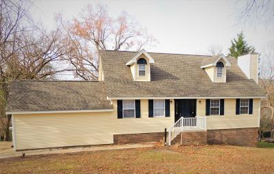 Chattanooga Single Family Home For Sale: 500 Alexander Dr
