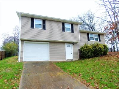 Hixson Single Family Home For Sale: 1630 N Chester Rd