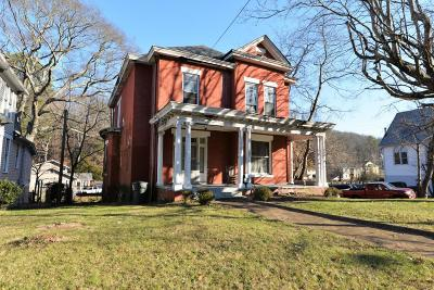 Chattanooga Single Family Home For Sale: 4122 St Elmo Ave