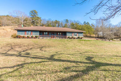 Sale Creek Single Family Home Contingent: 1424 Lea View Ln