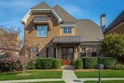 Chattanooga Single Family Home Contingent: 1260 Longholm Ct