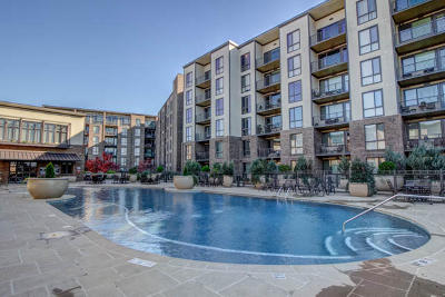 Chattanooga Condo For Sale: 200 Manufacturers Rd #236
