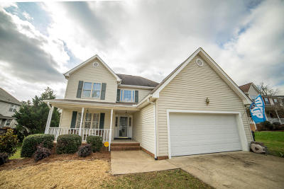 Chattanooga Single Family Home Contingent: 8343 Wexford Ln