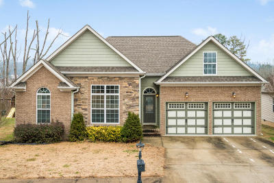 Chattanooga Single Family Home For Sale: 1692 Andover Pl
