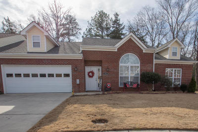 Chattanooga Townhouse For Sale: 7812 Legacy Park Ct