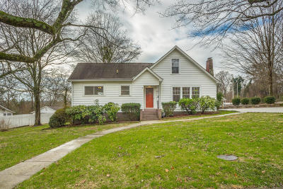 Chattanooga Single Family Home For Sale: 215 California Ave