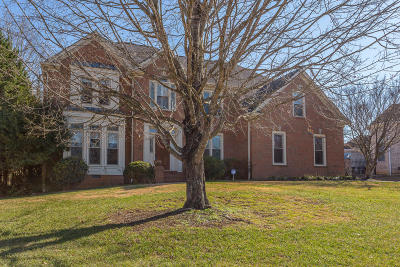 Chattanooga Single Family Home For Sale: 402 Council Fire Dr