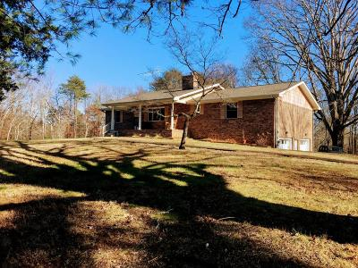 Soddy Daisy Single Family Home For Sale: 12820 Newman Green Rd