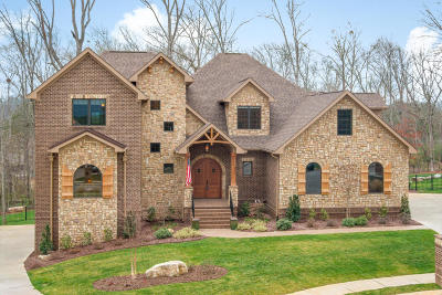 Ooltewah Single Family Home Contingent: 7877 Lexsaturno Ln