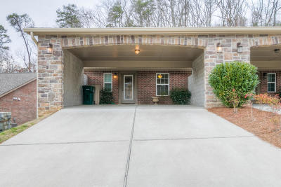 Chattanooga Townhouse For Sale: 3651 Brass Lantern Way