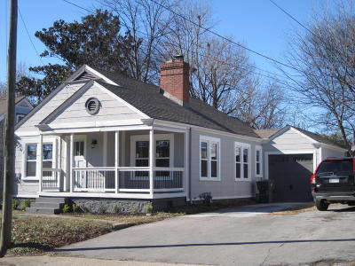 Chattanooga Single Family Home For Sale: 125 S Moore Rd