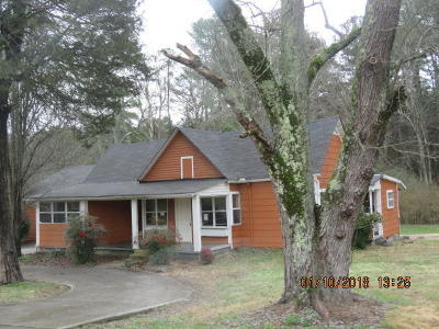 Ringgold Single Family Home For Sale: 1283 Mount Pisgah Rd