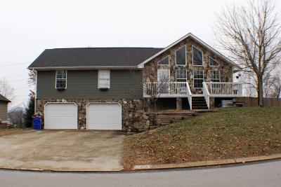 Ooltewah Single Family Home Contingent: 10258 Baker Boy Dr