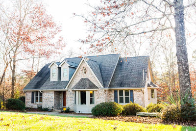 Chattanooga Single Family Home For Sale: 9500 Shadow Crossing Ln