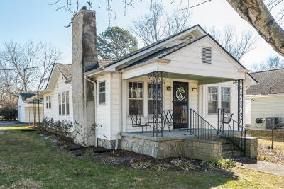Chattanooga Single Family Home For Sale: 1600 S Smith St