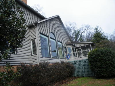 Signal Mountain Single Family Home For Sale: 1125 Sunset Dr