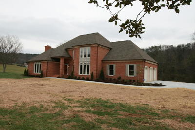 Soddy Daisy Single Family Home For Sale: 10280 Card Rd