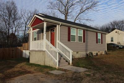 Hixson Single Family Home For Sale: 1703 Bagwell Ave
