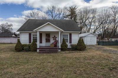 Spring City Single Family Home Contingent: 125 Pierce St