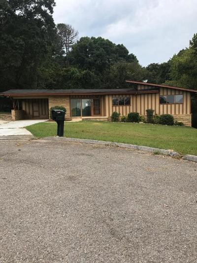 Chattanooga Single Family Home For Sale: 2801 Terry Ct
