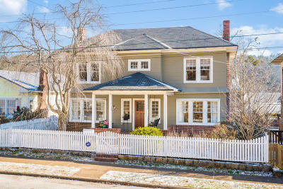 Chattanooga Single Family Home For Sale: 4502 Alabama Ave