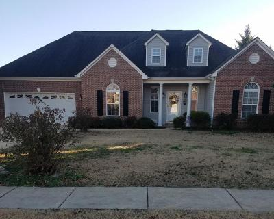 Ringgold Single Family Home For Sale: 88 Mill Stone Ln