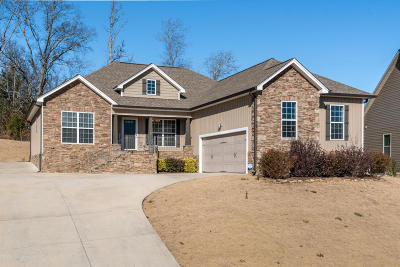 Chattanooga Single Family Home Contingent: 3574 Willow Lake Cir