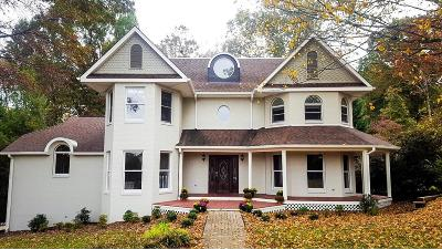 Ooltewah Single Family Home For Sale: 8304 Mill Race Dr