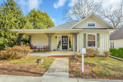 Chattanooga Single Family Home For Sale: 1101 Mississippi Ave