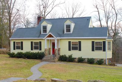 Lookout Mountain Single Family Home Contingent: 1113 Lula Lake Rd