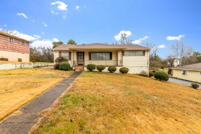 Chattanooga Single Family Home For Sale: 3531 Sunrise Ter
