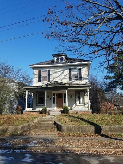 Chattanooga Single Family Home Contingent: 1703 Oak St