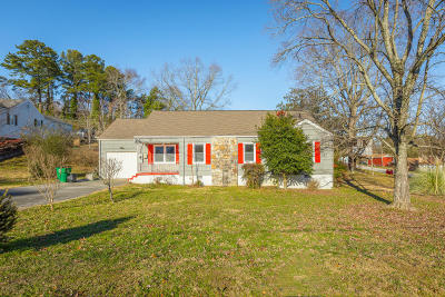 Chattanooga Single Family Home For Sale: 3315 Castle Ave