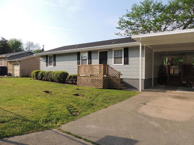 Chattanooga Single Family Home For Sale: 2102 Jackson St