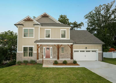 Chattanooga Single Family Home For Sale: 1394 Bridgeview Dr