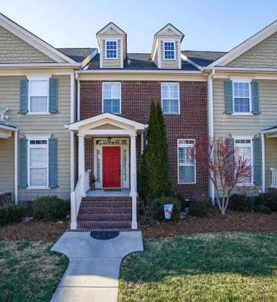 Chattanooga Townhouse For Sale: 1071 Restoration Dr