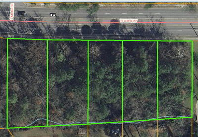Dalton Residential Lots & Land For Sale: W Walnut Ave