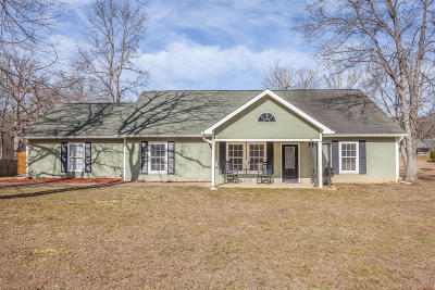 Rising Fawn Single Family Home For Sale: 960 Durham Rd
