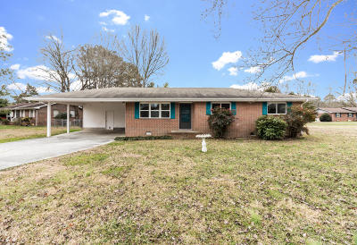 Hixson Single Family Home For Sale: 302 Dolores Dr