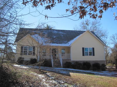 Soddy Daisy Single Family Home For Sale: 2402 Horseshoe Dr