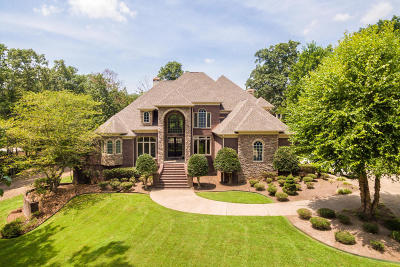 Chattanooga Single Family Home For Sale: 706 Castleview Dr