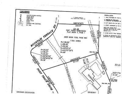 Lookout Mountain Residential Lots & Land For Sale: Fort Trace Dr #25