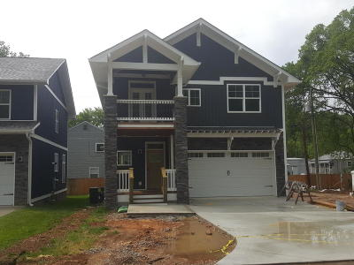 Chattanooga Single Family Home For Sale: 2285 Ashmore Ave #6