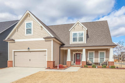Hixson Single Family Home For Sale: 5639 Seagrove Ln
