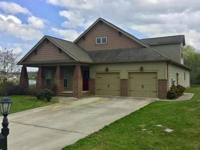 Chattanooga Single Family Home For Sale: 2642 Waterhaven Dr