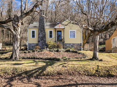 Chattanooga TN Single Family Home For Sale: $221,000