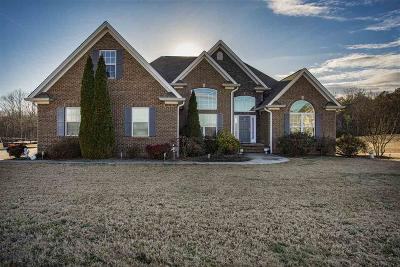 Soddy Daisy Single Family Home Contingent: 1322 Dreamfield Dr