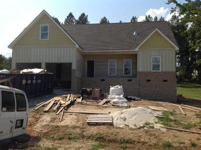 Soddy Daisy Single Family Home For Sale: 12157 Floyd Brown Rd #Lot 28
