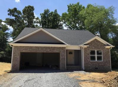 Chattanooga TN Single Family Home For Sale: $174,500